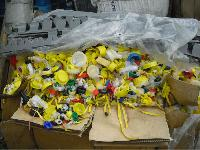 Hard Plastic Baled Unwashed Recycled Plastic Scraps