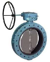 Flanged Type Butterfly Valve