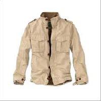Jute Jacket