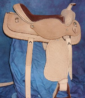 PLAIN WESTERN SADDLE