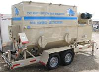Portable Diesel Dust Collector
