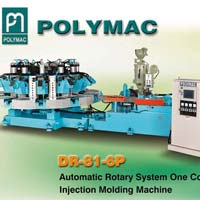 Fully Automatic Sports Shoes Direct Injetion  Machine