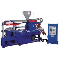 Rotary Plastic Shoes Injection Machine (F-161)