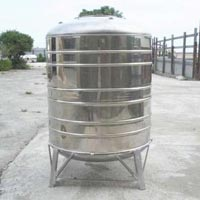Stainless Steel Water Tank Making Machines
