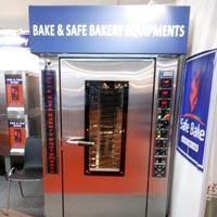 Rotary Baking Oven