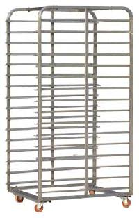 Stainless Steel Rack - (4672)