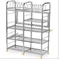 steel kitchen rack