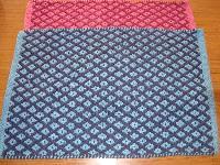 chenille cotton rugs