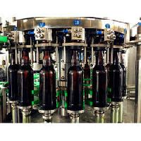 Glass Bottle Filling Machines