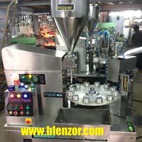 Rotary Paste Filling Machine