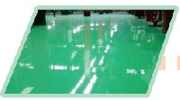 Epoxy Based Glossy Pigmented Floor Topping, Roller Coating