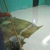 Epoxy Polyurethane Based Floor Toppings