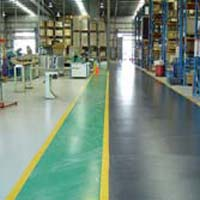 Self Leveling Epoxy Floor Topping @ 2 Mm Thickness