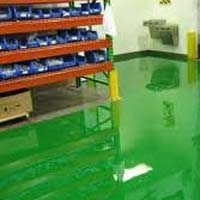 Self Leveling Epoxy Floor Topping @ 4 Mm Thickness