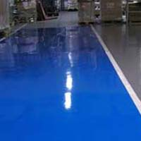 Self Leveling Epoxy Floor Topping @ 5 Mm
