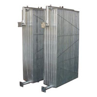 Swan Neck Type Radiator