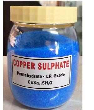 Lr Grade Copper Sulphate