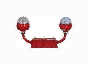 Dual Fixture Obstruction Light