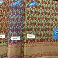 Fancy Gadwal Border Fabric