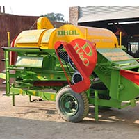 Self Feed Multicrop Thresher