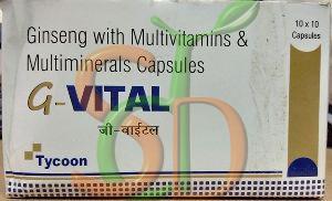 G-VITAL CAPSULES