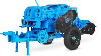 Multicrop Bucket Type Thresher