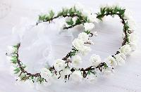 Flower Girl Wreaths