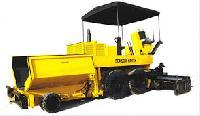 asphalt paver finisher machine
