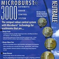 Neutrelle Microburst 3000 Air Freshners