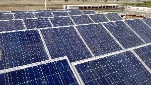 Solar Power Plant AMC service