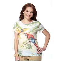 Short Sleeve Single Jersey T Shirt