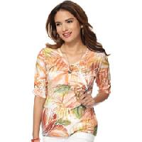 Ladies Sleeve Single Jersey T Shirt
