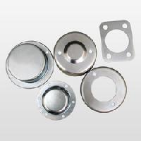 Steel Sheet Metal Components