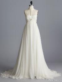 Harness Goods Strap Bridal Dress