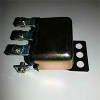 Metal Horn Relay 4 Pin