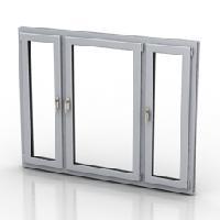 pvc plastic window