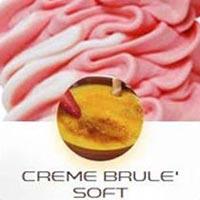 Creme Brulee Soft Ice Cream