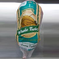 Whole Turkey Meat