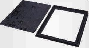 Square Manhole Covers With Frame