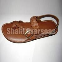 Ladies Leather Sandals
