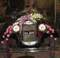 Wedding Bridal Car Decorations