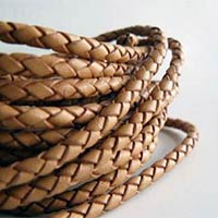 Braided Bolo Leather Cords