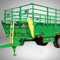 Non Tipping Tractor Trolley