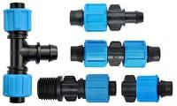 Drip Irrigation Pipe Fitting