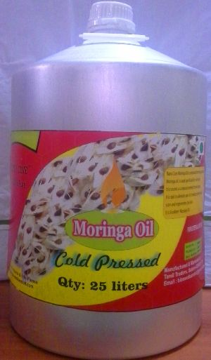 Bulk Moringa Oil