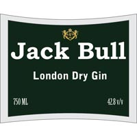 Jack Bull London Dry Gin