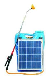 Solar Knapsack Sprayer