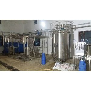 Dairy Milk Pasteurization Machine