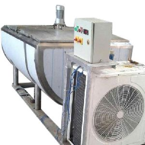 Refrigerated Milk Cooling Tank