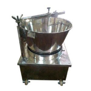 Semi Automatic Khoya Making Machine